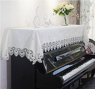 Piano Cover Doek Elektrische Piano Stofdichte Protector Digitale Piano Beschermende Cover, Piano Decoratieve Cover Indoor ...