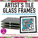4 pack of glass front frames
