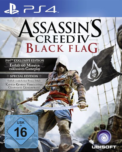 Assassin's Creed 4: Black Flag - Special Edition (exklusiv bei Amazon.de)