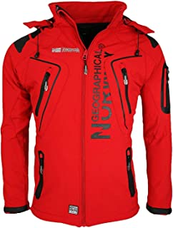 Geographical Norway Uomo Tambour Uomo Giacca Soft
