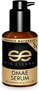 Source Naturals Skin Eternal DMAE Serum - Paraben Free, Supports Soft & Replenished Skin - 1.7 Fluid oz