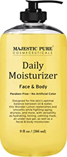 Best majestic face and body Reviews