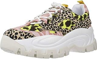 Liu Jo Wave 01 Sneaker Donna in Pelle Stampa ANIMALIE