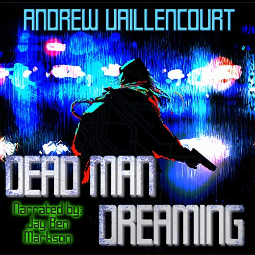 Dead Man Dreaming audiobook cover art