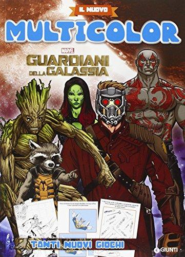 I guardiani della galassia. Multicolor special