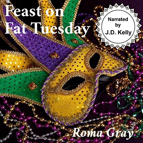 Feast on Fat Tuesday audiobook cover art
