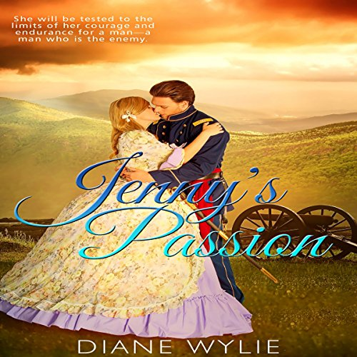 Jenny's Passion audiobook cover art