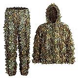 Ghillie Suit, Ghillie Suit for Men, Leafy Suit, Kids...