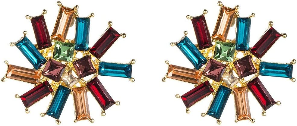 JUNJIAGAO-Kitchen Earrings Max 56% OFF Super Special SALE held Europe and The D United States Radial