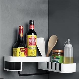 CGLOVEWYL Support de Douche d'angle Salle de Bain shampooing Support de Douche Support de Rangement Organisateur Support M...