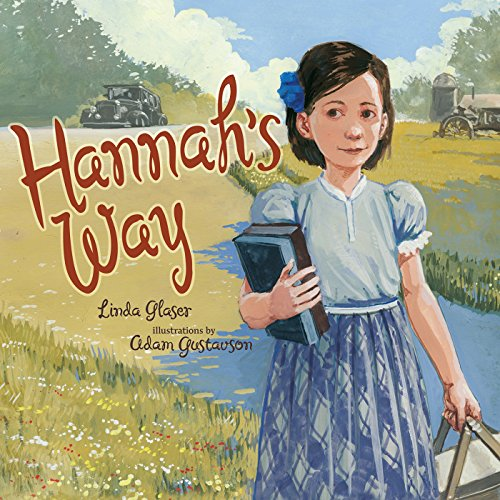 Hannah's Way audiobook cover art
