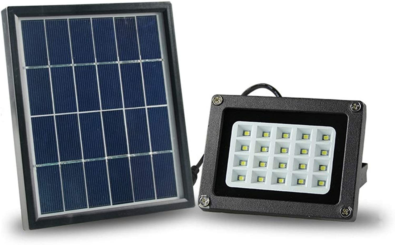 H-XH Solar Strahler Mit,IP65 Wasserdicht Für Terrassenbeleuchtungs-Patio-Beleuchtungs-Sicherheitsscheinwerfer