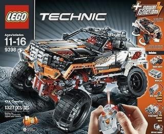 LEGO Technic 9398 Rock Crawler by LEGO Technic