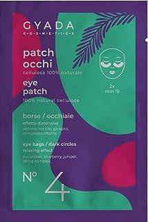 Gyada Cosmetics Patch Occhi N. 4 Borse/Occhiaie, 5 ml