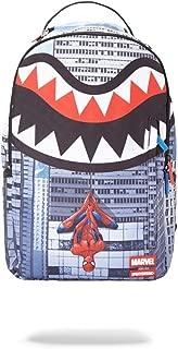 sprayground backpack spiderman