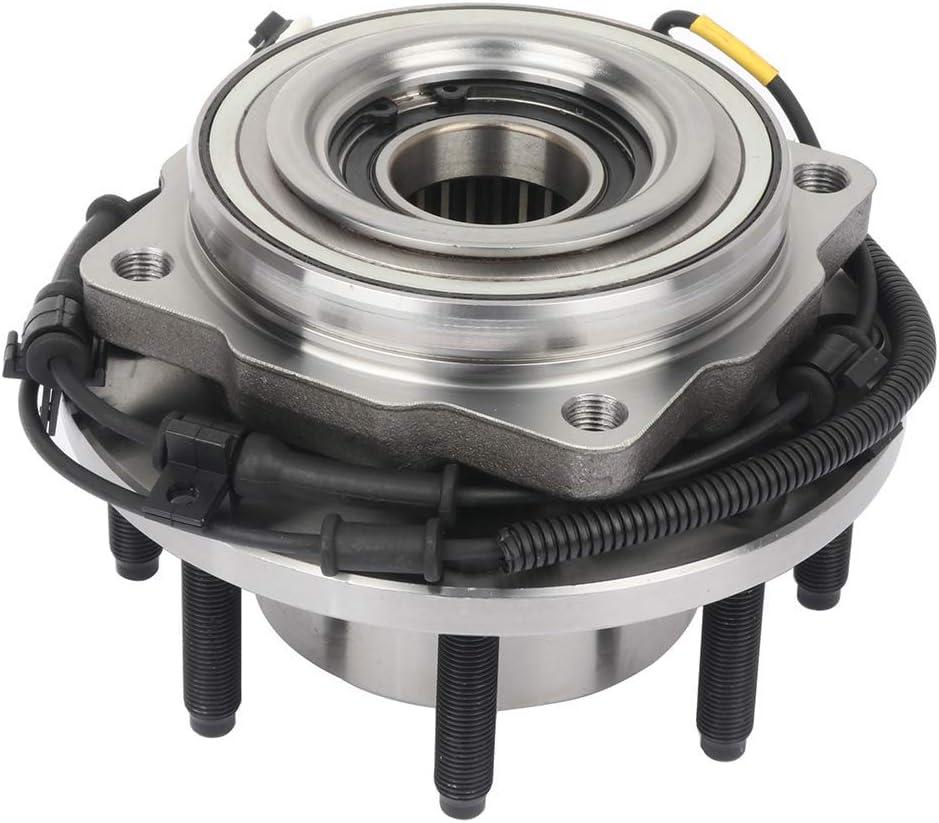 新作多数 Bodeman ☆送料無料☆ 当日発送可能 - 8 LUG Front Wheel Hub Assembly Bearing 2011-2016 for