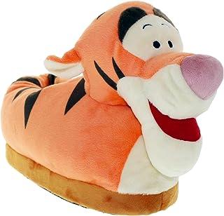 Image of Bouncy Fun Disney Tigger Slippers for Boys