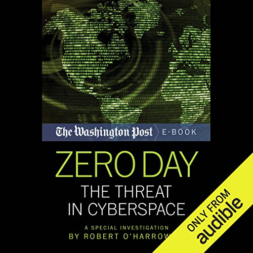 Zero Day audiobook cover art