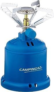 Campingaz 206 S Réchaud de camping, réchaud à gaz 1 brûleur pour le camping, les festivals ou les randonnées