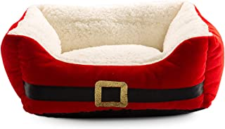 Hollypet Pet Bed for Cats and Small Medium Dogs Puppy Soft Pet Nest Sleeping Bag House Cushion Mat Pad