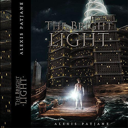 The Bright Light audiobook cover art
