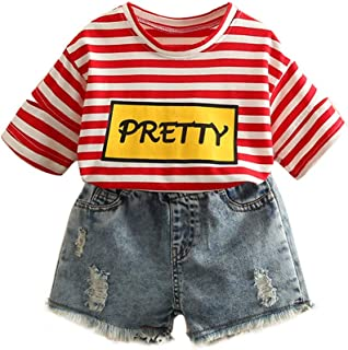 Mud Kingdom Little Girls Short Outfits Boutique Cute Summer
