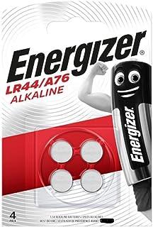 Energizer Battery LR44/A76 Alkaline 4-pk, 235477