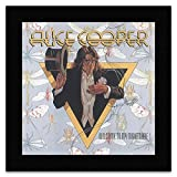 Stick It On Your Wall Alice Cooper–Welcome to My