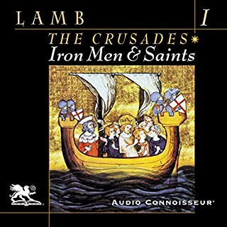 Iron Men and Saints cover art