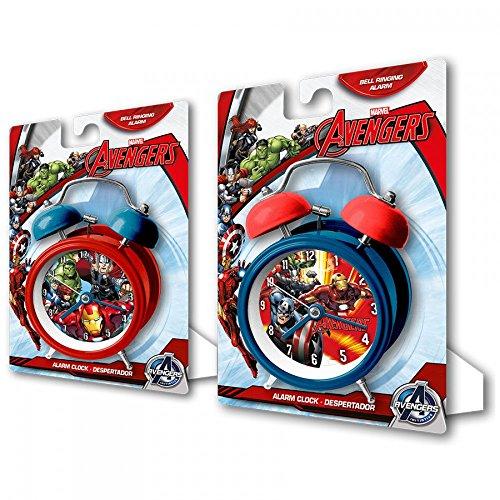 Disney–Avengers Wecker, mv16291, 12cm