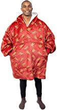 Oversized hooded top, hoodie ceiling, Soft, Warm, Portable blanket Washable Comfortable Sweatshirt (Color : 2)