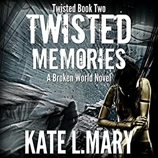 Twisted Memories audiobook cover art