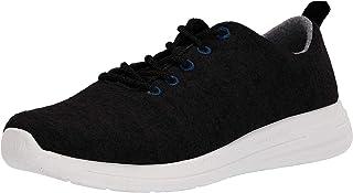 Adtec Modern Men's Wool Shoes, Lightweight Sneakers, Odor Resistant & Temperature Regulating, Easy to Slip On & Clean All ...