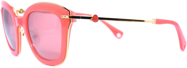 Moncler MC546S04 womens sunglasses, Size 5023140. No case