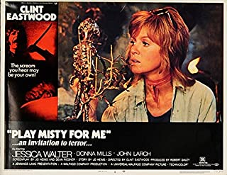Play Misty for Me 1971 Authentic 11