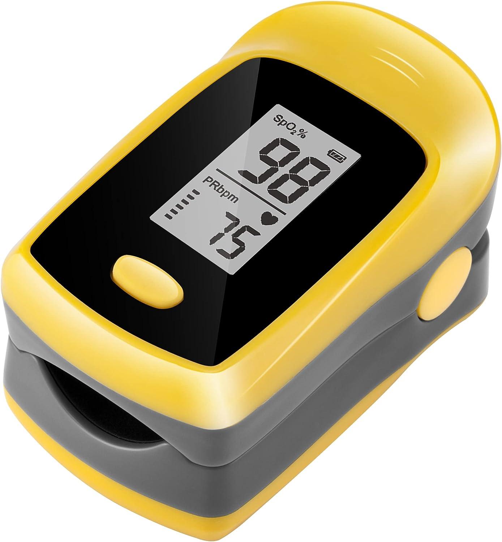 TSAI Tampa Mall Translated M50L Fingertip Pulse Oximeter Monitor Spo2 Oxygen R Finger