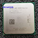 AMD A8-3850 APU 2.9GHz Quad-Core Processor AD3850WNZ43GX AD3850WNGXBOX Socket FM1 4MB 100W