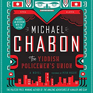 The Yiddish Policemen's Union     A Novel              By:                                                                                                                                 Michael Chabon                               Narrated by:                                                                                                                                 Peter Riegert                      Length: 12 hrs and 37 mins     714 ratings     Overall 4.3