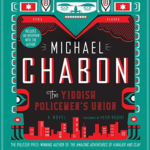 The Yiddish Policemen's Union     A Novel              By:                                                                                                                                 Michael Chabon                               Narrated by:                                                                                                                                 Peter Riegert                      Length: 12 hrs and 37 mins     718 ratings     Overall 4.3