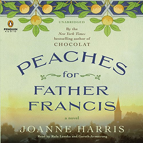 Peaches for Father Francis audiobook cover art
