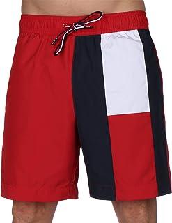 تومي هيلفجر شورت رياضة للجنسين , مقاس M , اللون متعدد الالوان