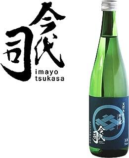 天然水仕込み 純米酒(720ml)【日本酒/新潟県/今代司酒造】