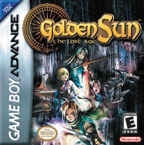 Golden Sun: Die vergessene Epoche