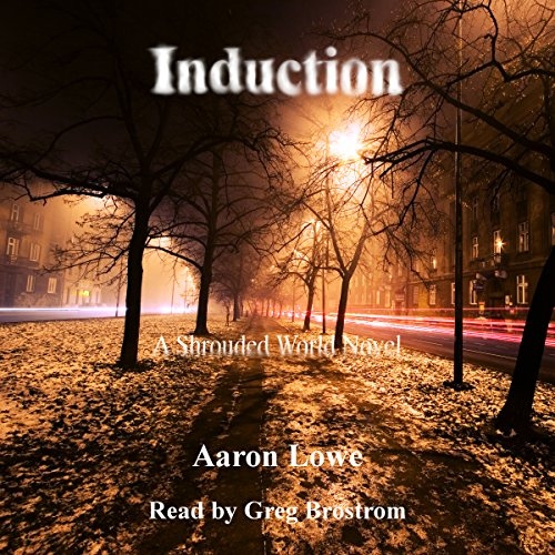 Induction: A Shrouded World Novel audiobook cover art