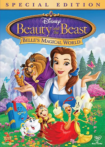 Beauty and the Beast: Belle's Magic…