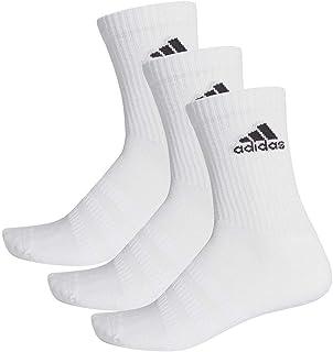 Meia Adidas Cano Longo Pacote com 3 Unidades