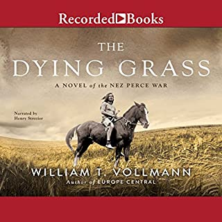The Dying Grass audiobook cover art