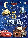 CARS - 5 Minutes pour S'endormir - 12 histoires avec Flash et Martin - Disney Pixar
