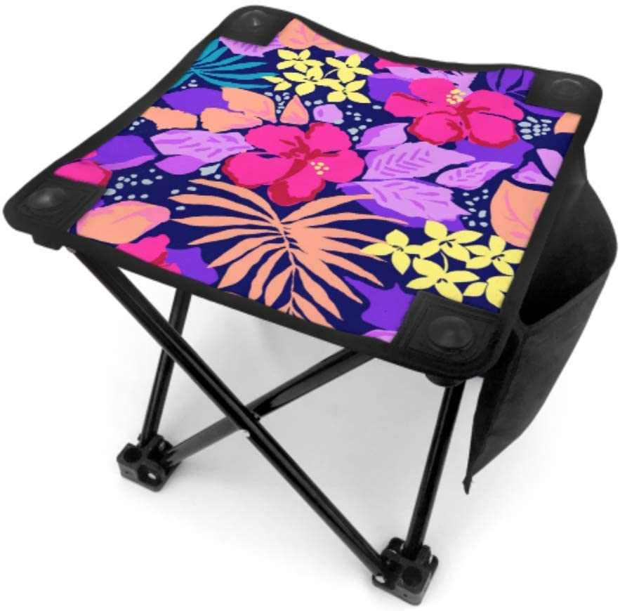 MOVTBA Folding Stool Portable price Creative Tropical A surprise price is realized Gardening