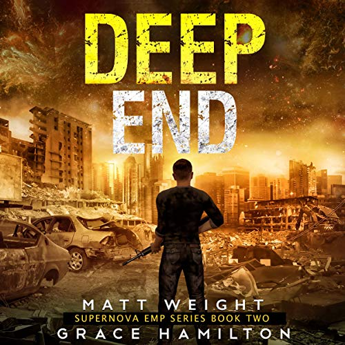 Deep End  By  cover art